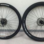 ビアンキKUMA スリック&ブロックタイヤ比較
