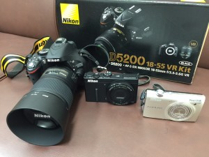 Nikon D5200 P340 S5100