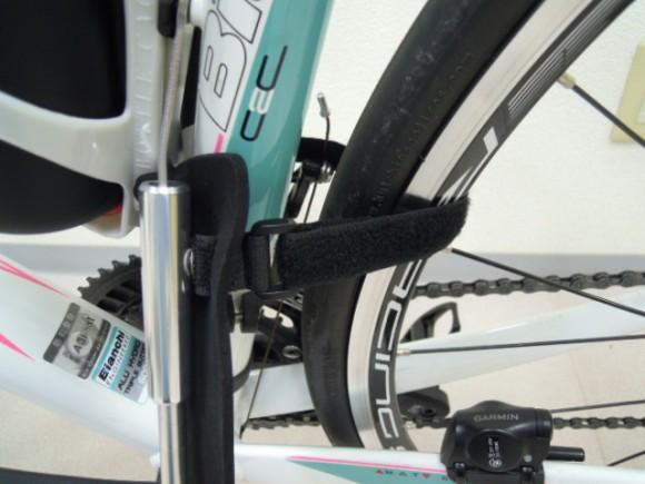 インプルソとミノウラPHS-1 Bike Rest