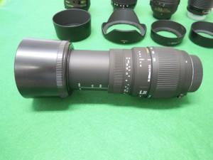 SIGMA 70-300mm F4-5.6 DG MACRO NA II