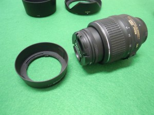 Nikon AF-S NIKKOR 18-55mm f/3.5-5.6G