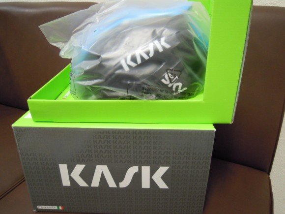 KASK Mojito Team Sky Edition
