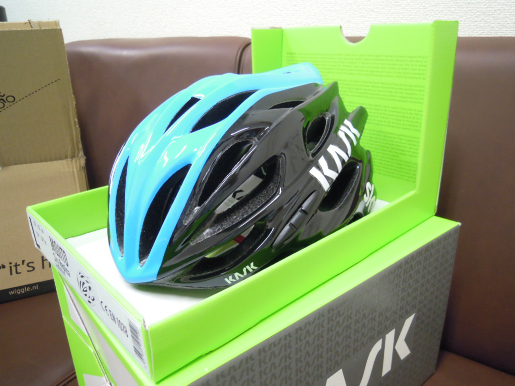 KASK Mojito Team Sky Edition