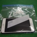 Ziploc とiPhone6 Plus