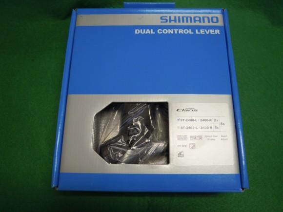 シマノ クラリス STI 2400
