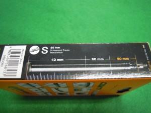 コンチネンタル チューブ 80mm