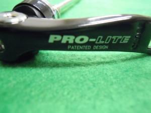 Pro-Lite QRレバー