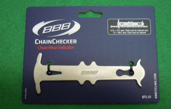 BBB チェーン伸びチェッカー