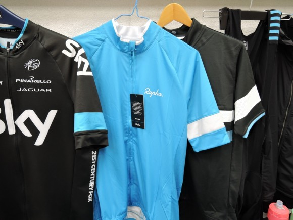 Rapha Team Sky ウェア