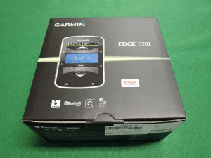 Garmin Edge520J