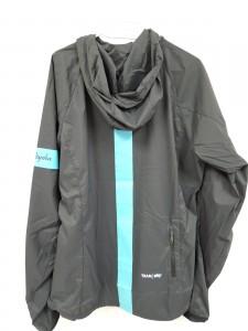 Team Sky Spray Jacket 2016