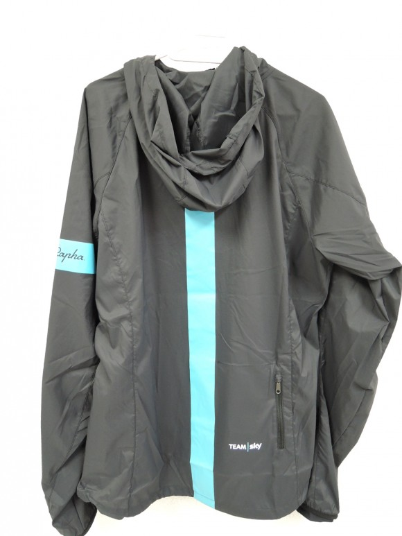 Team Sky Spray Jacket 2016