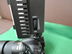 NEEWER CN-160 LED ビデオライト