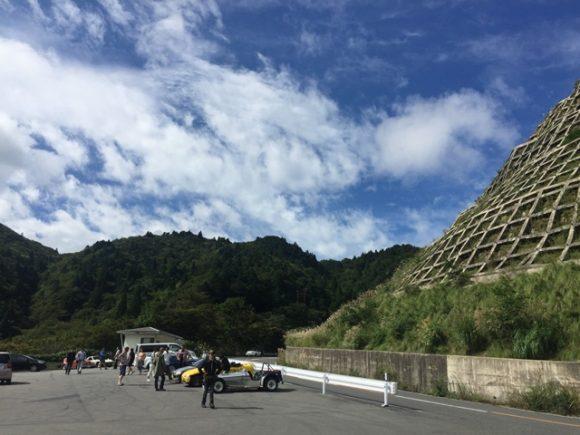 鈴鹿スカイライン 武平峠駐車場