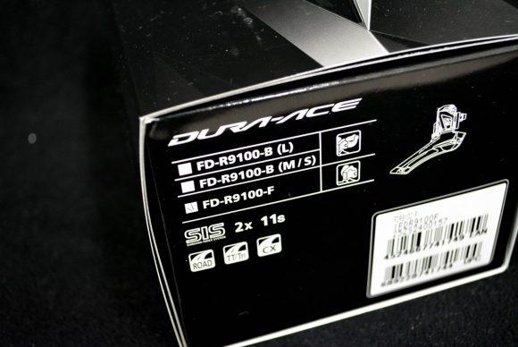 Dura-Ace FD-R9100 Unboxing
