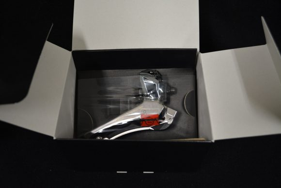 Dura-Ace FD-R9100 Unboxing
