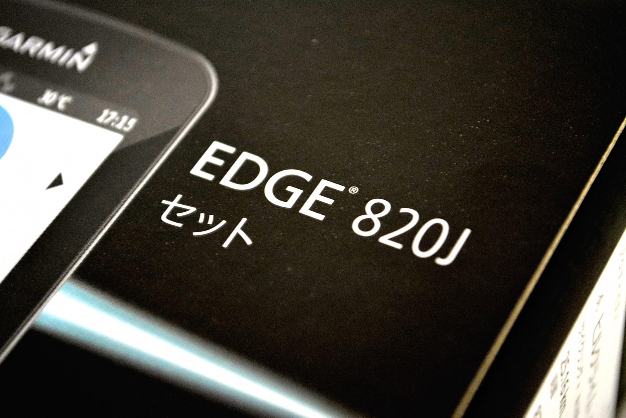 Garmin Edge 820J セット