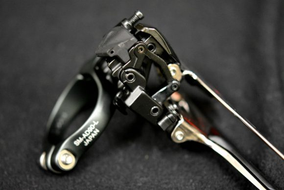 Shimano Dura-Ace FD-R9100 Unboxing