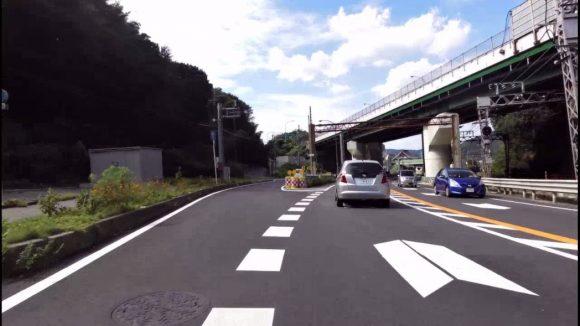 京都東ICを迂回