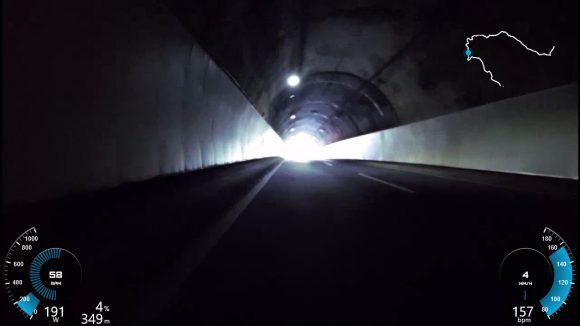 ロードバイク車載動画 鈴鹿峠から安楽越