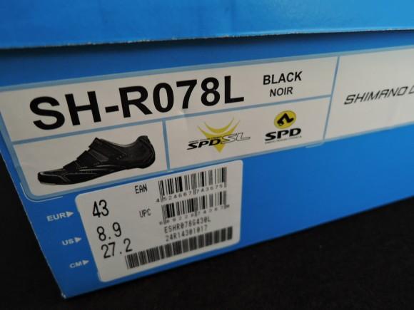 シマノ SH-R078L