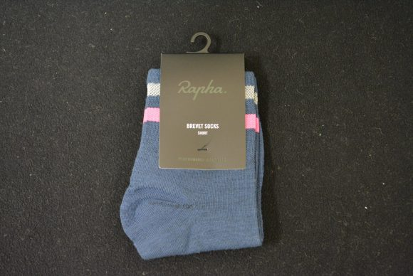 Rapha Reflective Brevet Socks (Short)