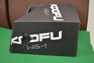 OGK KOOFU WG-1の箱