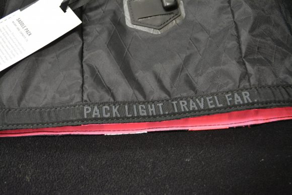 Rapha + Apidura Saddle pack