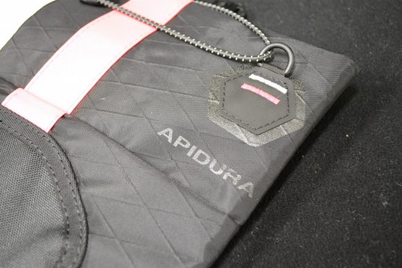 Rapha + Apidura Handle bar pack
