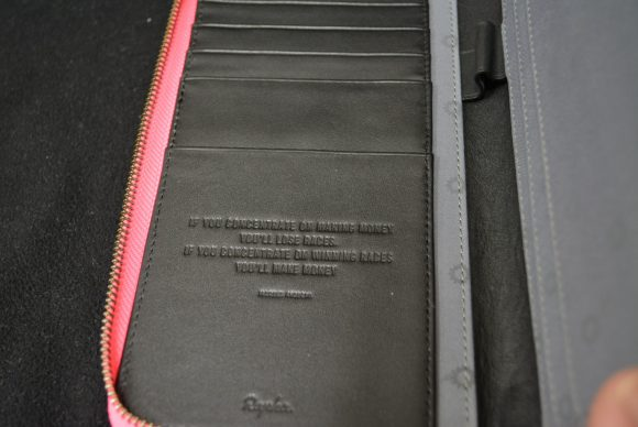 Rapha Transfer Wallet レビュー