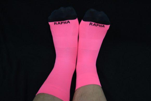 Rapha Pro Team Socks インプレ