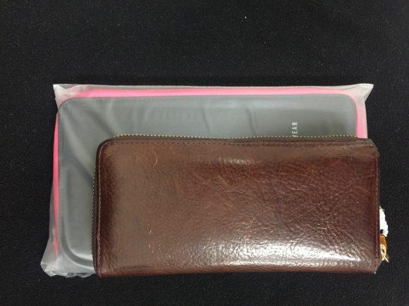 Rapha Transfer Wallet レビュー