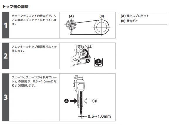 FD-6870の調整