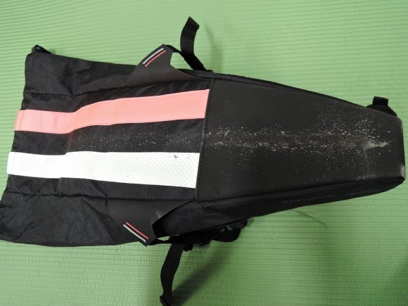 Rapha+Apidura Saddle Pack インプレ
