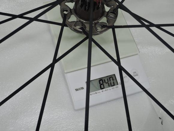 レーゼロ 重量計測