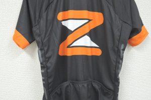 Zwift公式ジャージ 背面