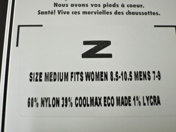 Zwift公式ソックス(オレンジ)