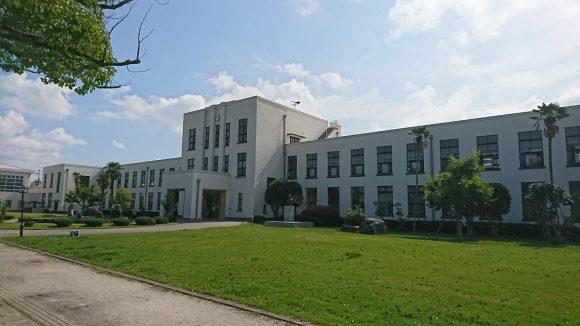 旧豊郷小学校校舎群の外観