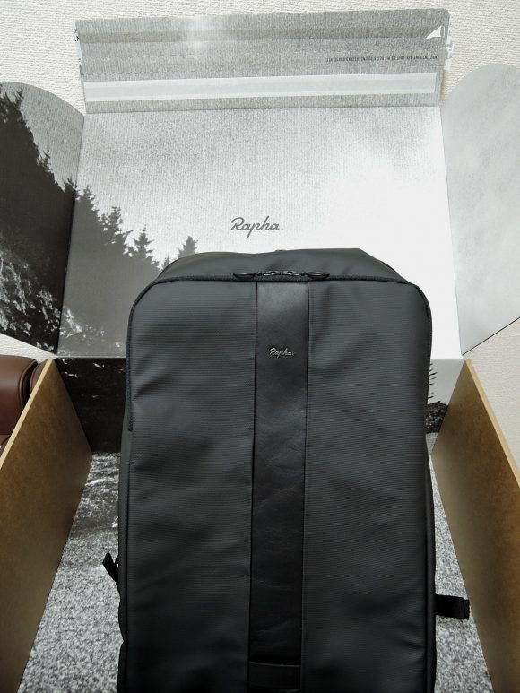 Rapha Travel Backpack