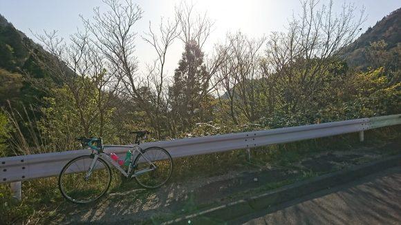 武平峠駐車場