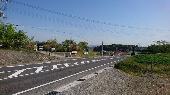 滋賀県国道477号をサイクリング