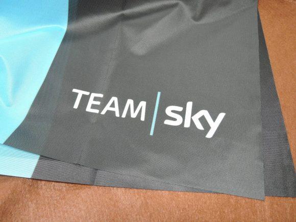 Team Sky Large Flag