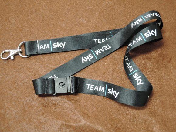 Team Sky Lanyard