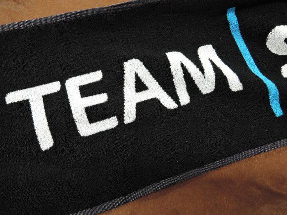 Team Sky Premium Training Towel