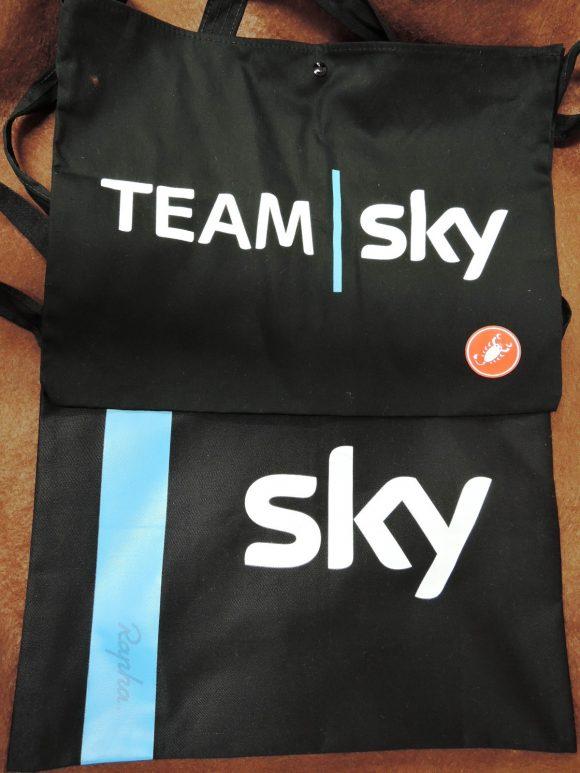 Team Sky Musette Black