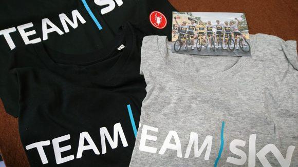Team Sky Logo T-Shirt