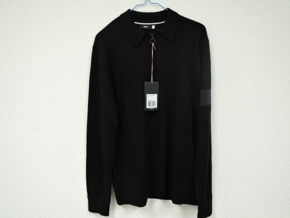 Rapha MERINO LONG SLEEVE POLO