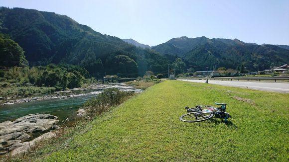 県道15号サイクリング