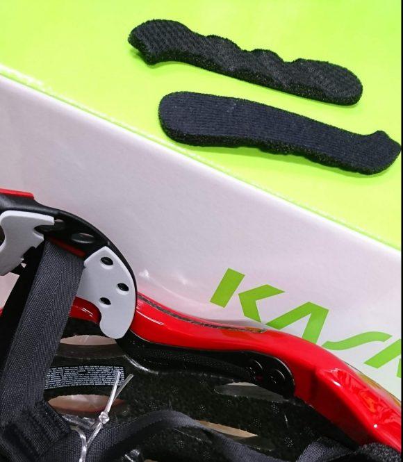 KASK Vertigo 2.0 Black/Red