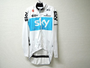 Castelli Pro Fit Light Rain Jacket (Team Sky)